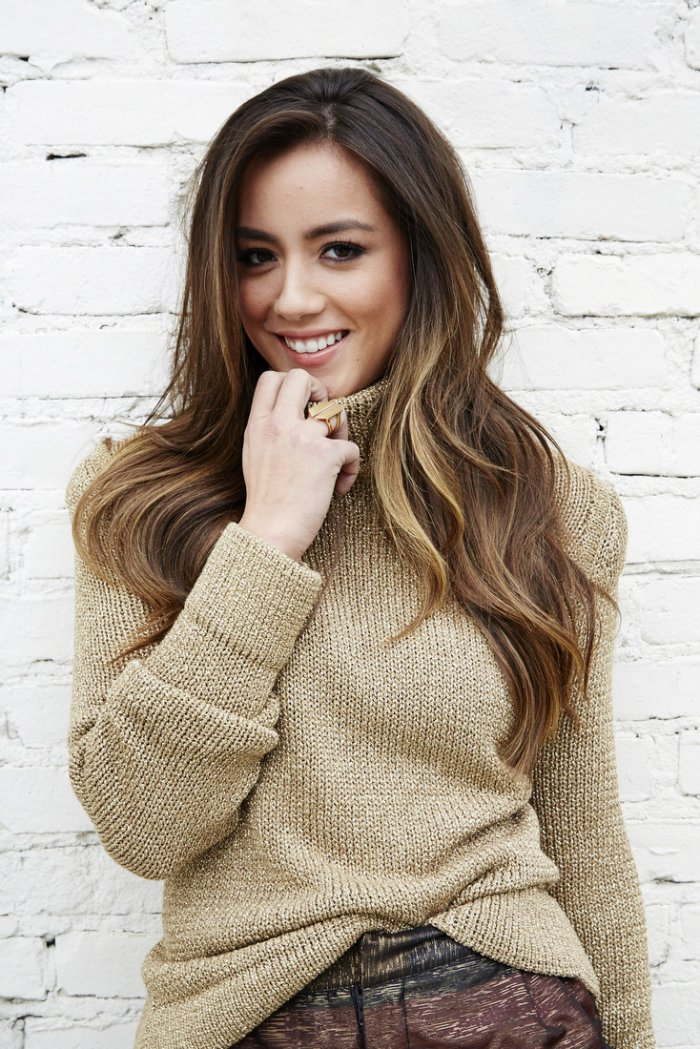 Хлоя Беннет (Chloe Bennet) в фотосессии «Splash Magazine» (Февраль 2014)