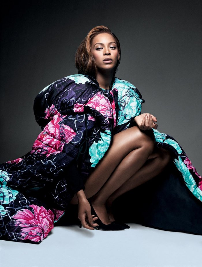 Бейонсе Ноулз (Beyonce Knowles) Фотосессия для журнала CR Fashion Book (осень-зима 2014-2015)