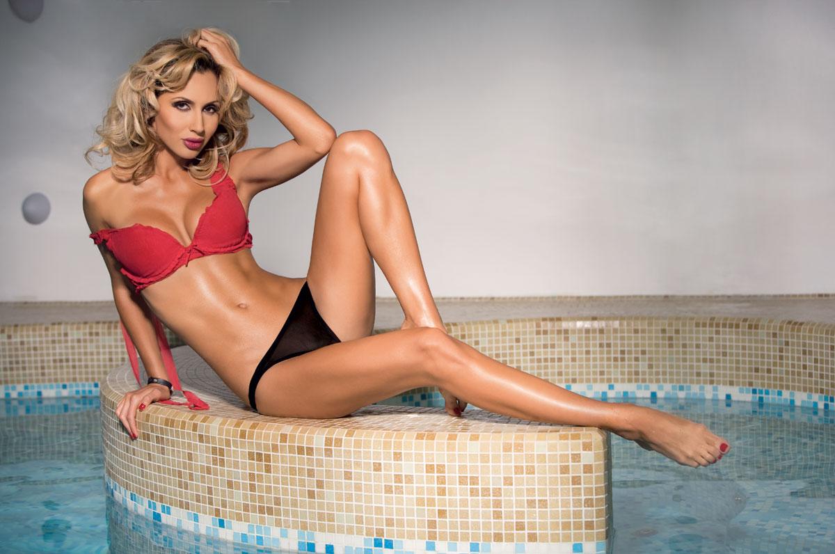 Bikini Svetlana Loboda nude photos 2019