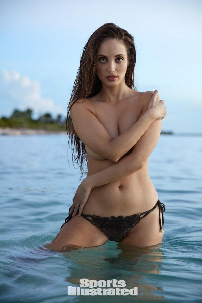 Алекса Рей Джоэл (Alexa Ray Joel) в фотосессии для Sports Illustrated Swimsuit (2017)