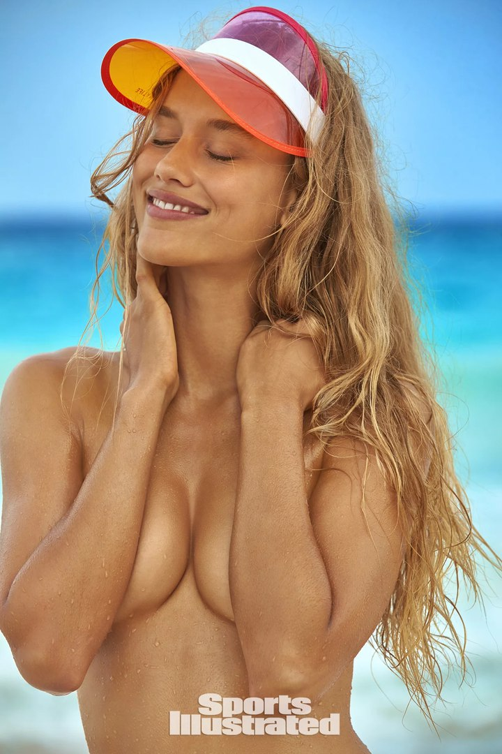 Чейз Картер (Chase Carter) в фотосессии для Sports Illustrated Swimsuit (2018)