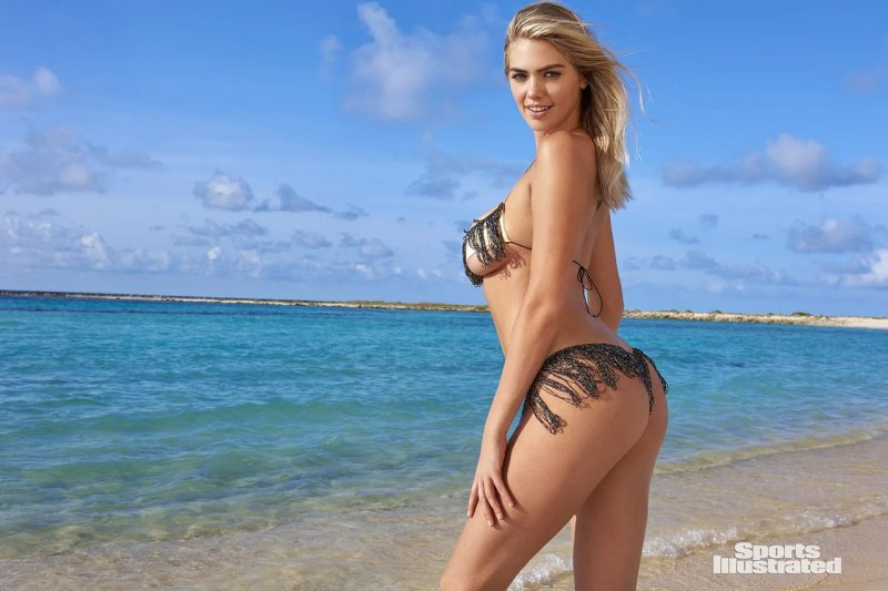Кейт Аптон (Kate Upton) в фотосессии для Sports Illustrated Swimsuit (2018)