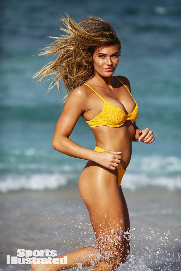 Саманта Хупес (Samantha Hoopes) в фотосессии для Sports Illustrated Swimsuit (2018)
