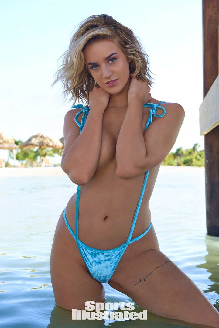Алли Айерс (Allie Ayers) в фотосессии для Sports Illustrated Swimsuit (2018)